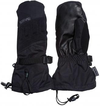Варежки-перчатки BERGANS Skare Mitten Porelle w/Inner цвет Black