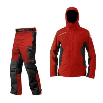 Костюм FINNTRAIL ProLight 3502 цвет красный в интернет магазине Rybaki.ru
