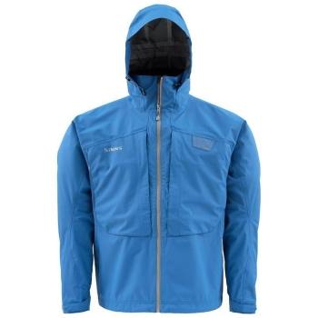Куртка SIMMS Riffle Jacket цвет Tidal Blue в интернет магазине Rybaki.ru