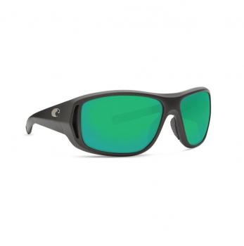 Очки поляризационные COSTA DEL MAR Montauk 580G р. M цв. Steel Gray Metallic цв. ст. Green Mirror