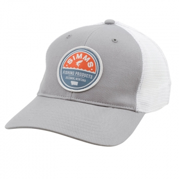 Кепка SIMMS Patch Trucker Cap цв. Boulder