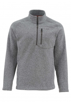 Пуловер SIMMS Rivershed Sweater цвет smoke