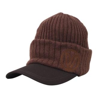 Шапка VARIVAS VAC-45 Knit cap цв. Brown в интернет магазине Rybaki.ru
