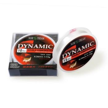 Леска NORSTREAM Dynamic 0,169 мм в интернет магазине Rybaki.ru