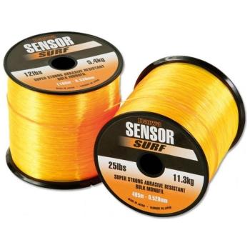 Леска DAIWA Sensor Surf (orange) - 12 Lb (0.330мм) - 1160м в интернет магазине Rybaki.ru