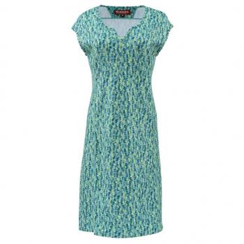 Платье SIMMS Women's Drifter Dress цвет Coastal Print Aqua