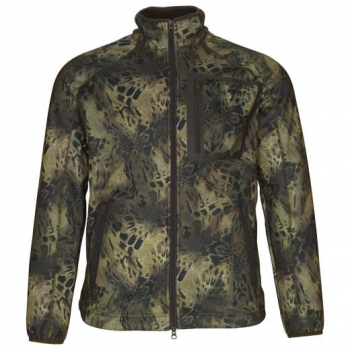 Толстовка SEELAND Hawker Storm Fleece Jacket цвет PRYM1 Woodland