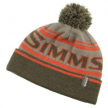 Шапка SIMMS Wildcard Knit Hat цв. Loden