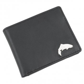 Портмоне SIMMS Big Sky Wallet цв. Black в интернет магазине Rybaki.ru