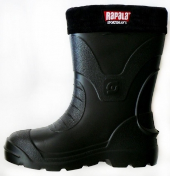 Сапоги RAPALA Sportsman's Winter Boots Short цвет черный