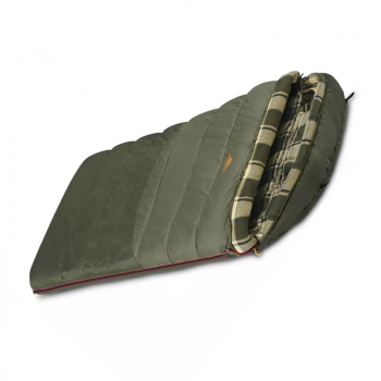 Спальный мешок ALEXIKA Canada Plus -6° одеяло левый цв. Оливковый в интернет магазине Rybaki.ru