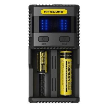 Зарядное устройство NITECORE SC2 18650 Intellicharge V2 в интернет магазине Rybaki.ru