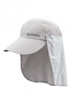 Кепка SIMMS Sunshield Hat цв. Grey