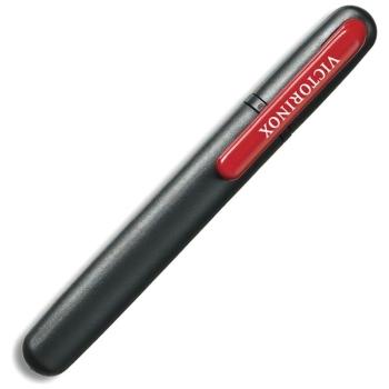 Точилка VICTORINOX Dual-Knife для перочинных ножей 14 см, цв. черный/красный, блистер в интернет магазине Rybaki.ru