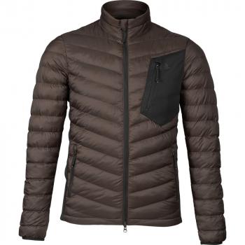 Куртка SEELAND Climate Quilt Jacket цвет Clay Brown