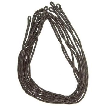 Лидкор ТРИ КИТА с петлями для карпа монтаж 70 см, цв. черный (3 шт.)