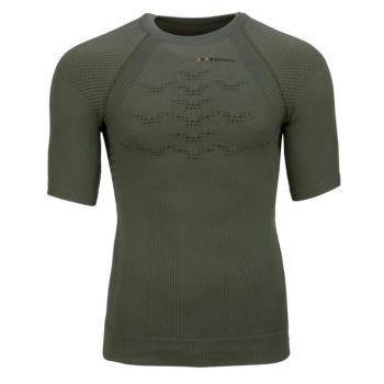 Футболка X-BIONIC Hunt Energizer Shirt Sh Sl Men цвет Оливковый