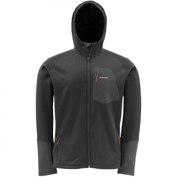 Куртка SIMMS Axis Hoody цвет Black в интернет магазине Rybaki.ru