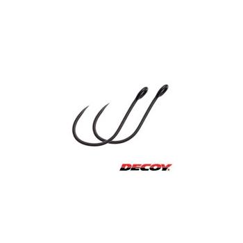 Крючок одинарный DECOY AH-Type II форелевый № 12 (8 шт.) в интернет магазине Rybaki.ru