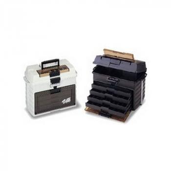 Ящик MEIHO Versus VS-8050 черный цв. черный в интернет магазине Rybaki.ru