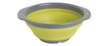 Миска OUTWELL Collaps Bowl складная р. M цв. Lime Green 9,5 х 23,5 см