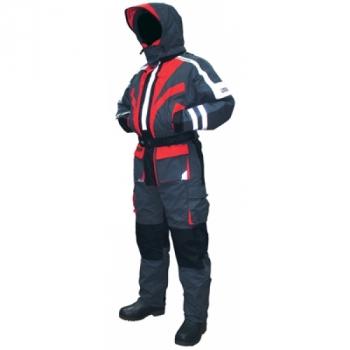 Комбинезон-поплавок SEAFOX Extreme 1Pc цвет черно-красный в интернет магазине Rybaki.ru