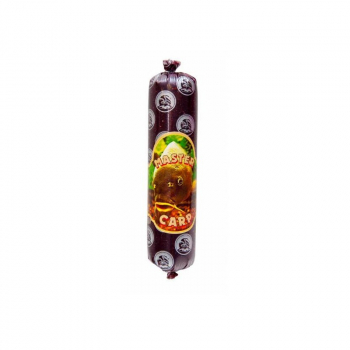 Паста фидерная MASTER CARP (колбаска) клубника 330 г в интернет магазине Rybaki.ru