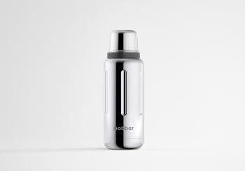 Термос BOBBER Flask 1 л (тепло 48 ч / холод 72 ч) глянцевый в интернет магазине Rybaki.ru