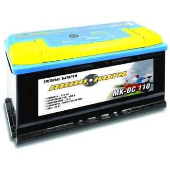 Аккумулятор MINN KOTA MK-SCS110 (110 А·ч MK-DC110)