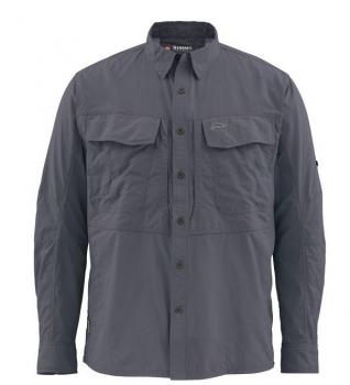 Рубашка SIMMS Guide LS Shirt цвет Nightfall