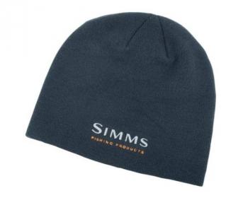 Шапка SIMMS Trout Logo Beanie цв. Admiral Blue