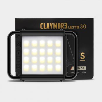 Фонарь кемпинговый CLAYMORE Ultra 3.0 S цв. Black