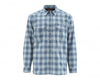 Рубашка SIMMS Coldweather LS Shirt цвет Admiral Blue Plaid