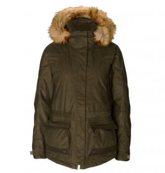 Куртка SEELAND North Lady Jacket цвет Pine green