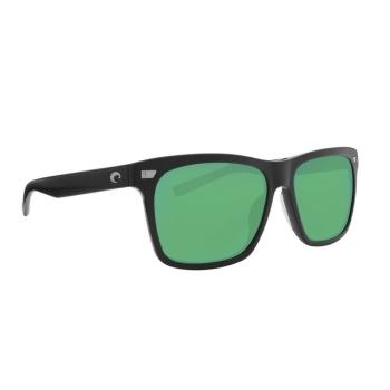 Очки поляризационные COSTA DEL MAR Aransas 580G цв. Matte Black цв. ст. Green Mirror