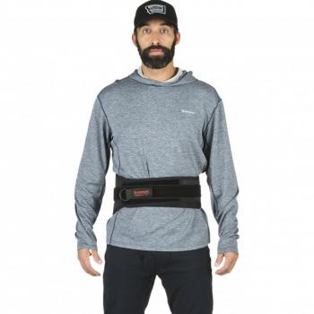 Пояс анатомический SIMMS Back Magic Wading Belt цв. Black р. L/XL в интернет магазине Rybaki.ru