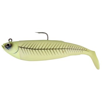 Приманка SAVAGE GEAR LB Cutbait Herring 20 см (2 шт.) цв. 19-Green Glow