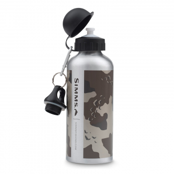 Бутылка SIMMS Water Bottle цв. Camo 0,6 л в интернет магазине Rybaki.ru