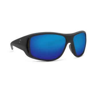Очки поляризационные COSTA DEL MAR Montauk 580P р. M цв. Matte Black Ultra цв. ст. Blue Mirror