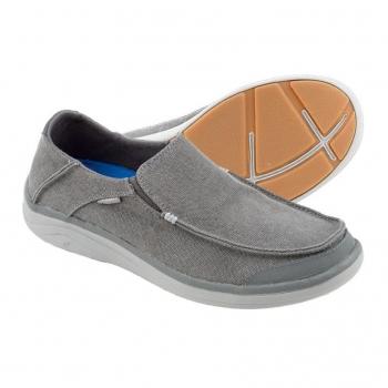Мокасины SIMMS Westshore Slip On Shoe цвет Charcoal в интернет магазине Rybaki.ru