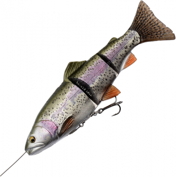 Воблер SAVAGE GEAR 4D Line Thru Trout MS 15 см цв. MS 01-Rainbow