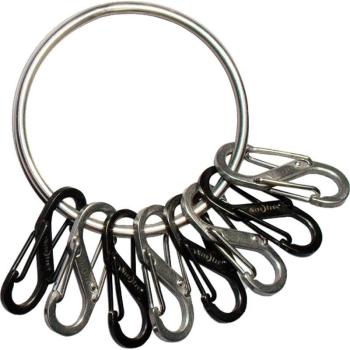 Брелок для ключей NITE IZE BigRing стальной