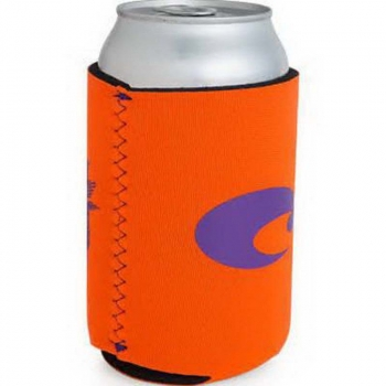 Чехол для банок COSTA DEL MAR Coozie Classic 1 цв. Orange/ Purple (OP) в интернет магазине Rybaki.ru