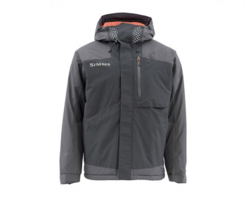 Куртка SIMMS Challenger Insulated Jacket цвет Black в интернет магазине Rybaki.ru