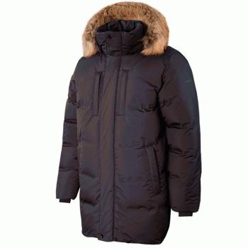 Куртка пуховая SIVERA Сайгат цвет чёрный в интернет магазине Rybaki.ru