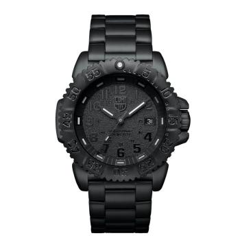 Наручные часы LUMINOX NAVY SEAL BLACKOUT A.3152.BO в интернет магазине Rybaki.ru