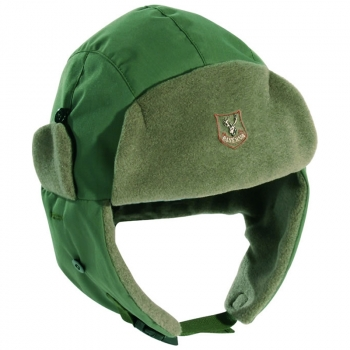 Шапка RISERVA Cap with ear flaps р. L цв. Green