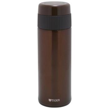 Термокружка TIGER MMR-A045 Brown 0,45 л цв. Коричневый в интернет магазине Rybaki.ru