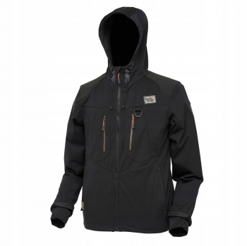 Куртка SAVAGE GEAR Simply Savage Softshell Jacket цвет черный