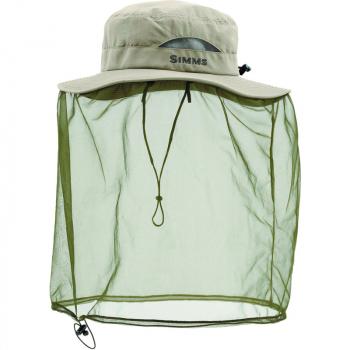 Шляпа SIMMS Bugstopper Net Sombrero цв. Sand